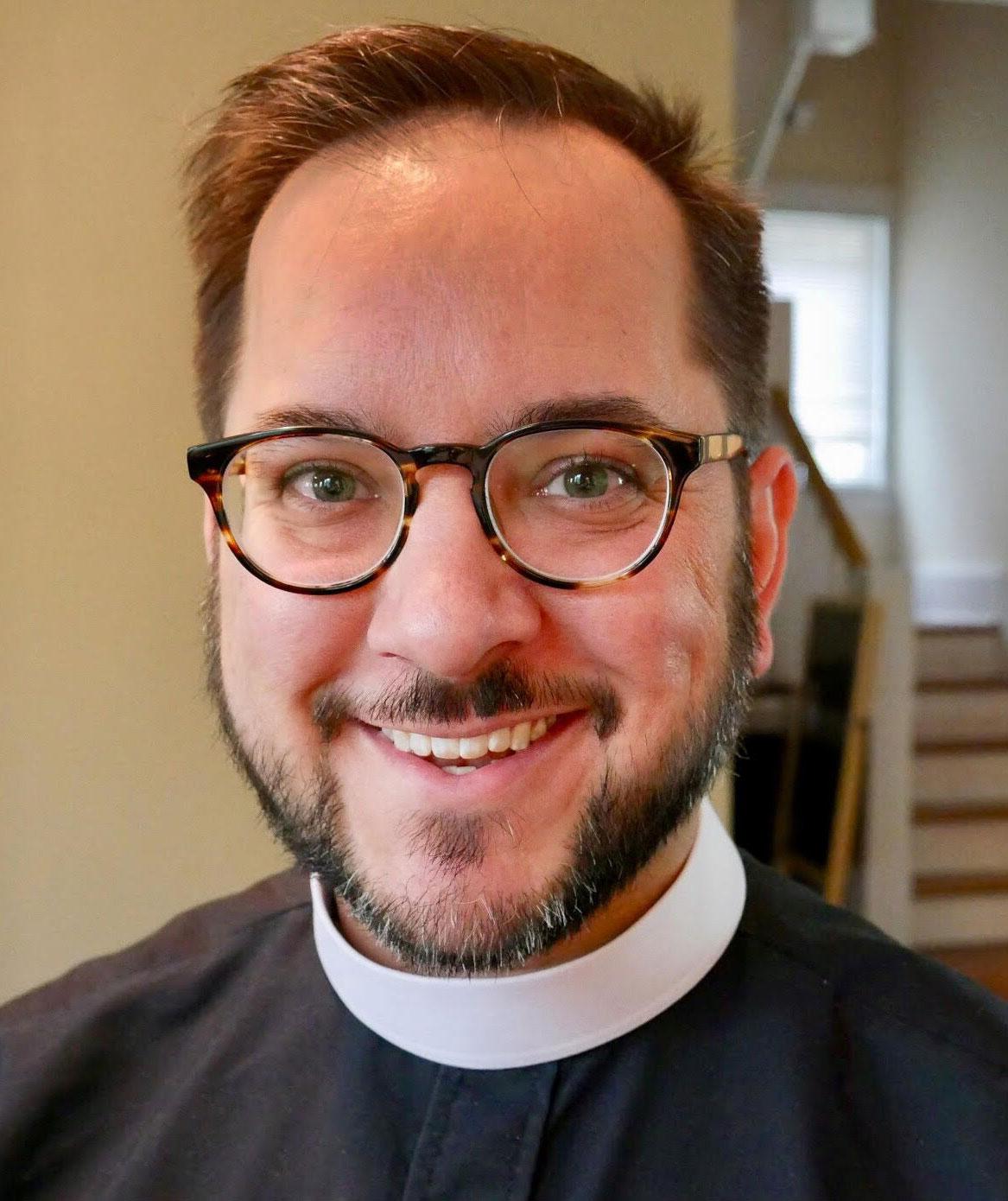Rev. Dr. Andrew R. Guffey