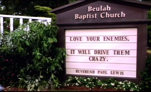 Pub Theology 9/17/2019 – About that love your enemies stuff …