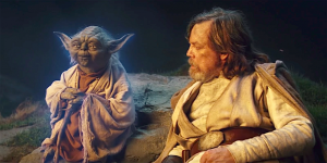 Pub Theology 9/29/20 — Failure, grace, and 'Star Wars'