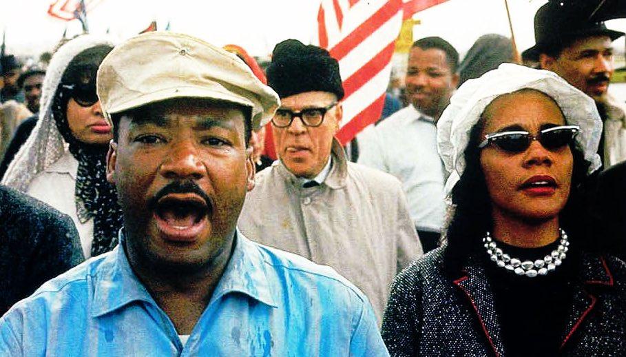 Pub Theology 1/19/21 — MLK and moral leadership