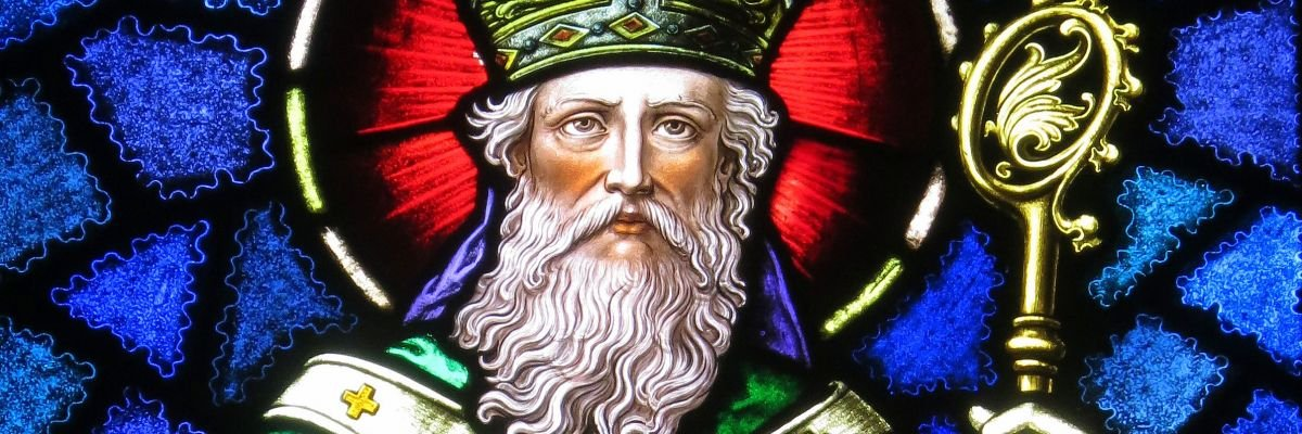 Pub Theology 3/16/2021 — Saints, myths, legends. Hold the green beer